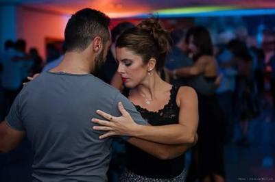 Tango con Giulia.